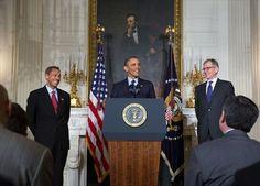 Obama Picks U.S. Rep. Mel Watt to Oversee Mortgage Oversight