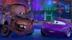 I honestly hate how people bash on Holley and Mater's relationship. They're honestly adorable