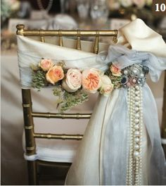 Bride's chair