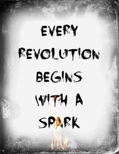 Begins with a spark
