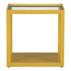 I am totally going to build a cube just like this, but out of wood. Hello new coffee tables :)