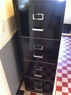Dossierkast id lampen kasten pinterest vintage for Ladenblok marktplaats