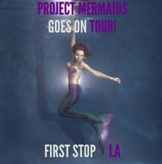 Project mermaid for life!