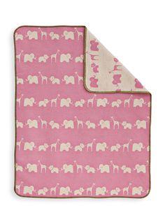 Safari Baby Blanket by Serena & Lily at Gilt