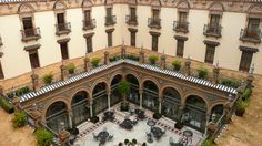 Hotel Alfonso XIII #Sevilla #Seville #Spain http://www.enforex.com/visit-sevilla.html