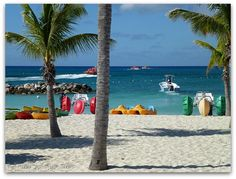 Princess Cays in the Bahamas - A great private island for Princess Cruise Passengers