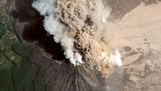 Mt Sinabung, Indonesia - Astounding shots from the sharpest new satellite in space (pictures) - CNET - Page 15