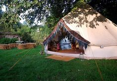 www.norfolkproduction.co.uk #WLG160 Rustic & outdoors - shoot location - luxury bell tent - campsite -  bell tents - boating lake - rowing boats