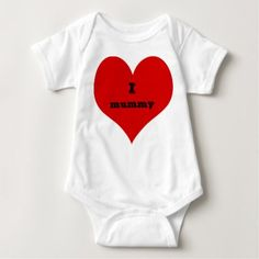 #cute #baby #bodysuits - #i heart mummy baby suit clothing baby bodysuit