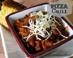 A new twist on chili