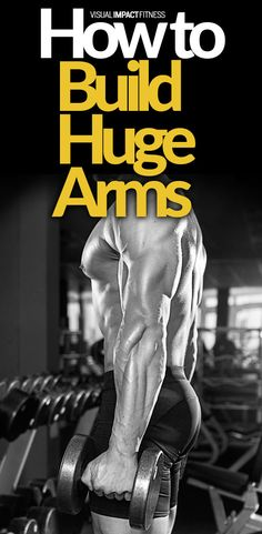 """I believe beginners need to mix in isolation work to get the most """"arm building power"""" out of the heavier compound movements. via @rustymoore"""
