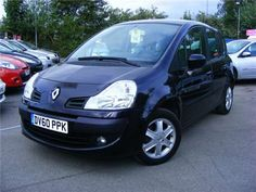 Used 2010 (60 reg) Black Renault Grand Modus 1.2 TCE Dynamique 5dr for sale on RAC Cars