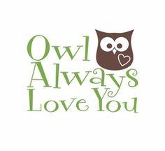 Baby Boy Nursery Ideas – Owl Nursery!