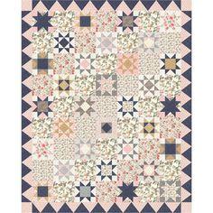 Moda Fabrics Daybreak 3 Sisters Daybreak Quilt Kit