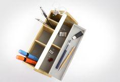Organizador Toto | Acessórios | Design por Sung Wook Park | MUMA