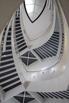 "Inside of ""Museum of Contemporary Art, Chicago"""
