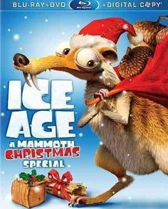 ICE AGE:MAMMOTH CHRISTMAS SPECIAL