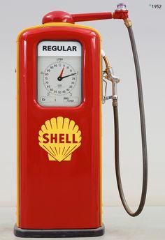 Shell Petrol Pump since 1952
