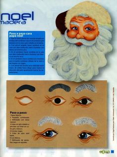 Como dibujar ojos a las manualidades - Cursos y tutoriales para manualidades