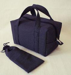 Lunch Bag Térmica com Porta Talher