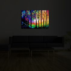 Illuminated Wall Art - Illuminated Wall ArtCustom built to order in Denver, Co.Built with LED's lasting 50,000 hoursOn/Off switch embeddedRemovable UL ...