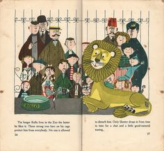 story by Helen Wing, pictures by Jan. B. Balet. 1953 - wardomatic, via Flickr