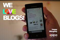 Por amor aos Blogs!