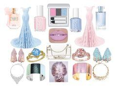 """Untitled #30"" by anja-borak ❤ liked on Polyvore featuring Essie, Dolce&Gabbana, RMK, Aspinal of London, Swarovski, Miadora, Allurez, Oscar de la Renta, Chanel and Victoria's Secret"