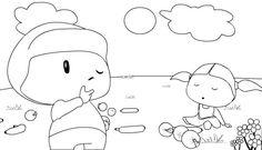 21 En Iyi çizgi Film Boyama Görüntüsü Actividades Montessori Ve