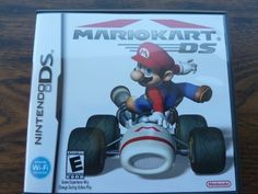 Details about  Mario Kart DS Nintendo DS Complete Video Game with Case Manual Nds MarioKart  #sale   #ebay  +eBay