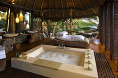 North Island Resort, Seychelles