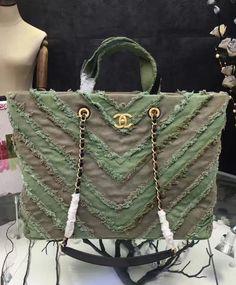 2a276e566b81 2017 Chanel Chevron large shopping bag A93715. Super Cheap !!! Chanel Bags