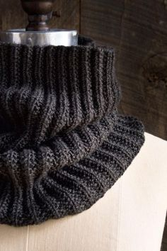 Mistake Rib Cowl | Purl Soho - Create                                                                                                                                                                                 More