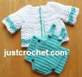 Free premature baby crochet patterns http://www.justcrochet.com/free-baby-crochet-patterns-premature.html #justcrochet