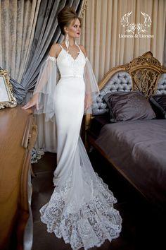 Einzigartiges Brautkleid Hochzeitskleid von DressesLioness auf Etsy