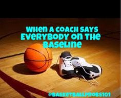 This means run a 17 at our practice Basketball Problems, Basketball Memes, Basketball Is Life, Basketball Workouts, Basketball Skills, Sports Memes, Basketball Practice, Basketball Stuff, Nba Memes