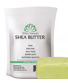 Organic Shea Butter Unrefined 100 Pure Raw Grade A Use As Skin Moisturizer Lip Balms Stretch Marks Acne Recover Sun Damage Kids Cream More ** Check this awesome product by going to the link at the image. Pure Cocoa Butter, Unrefined Shea Butter, Best Face Products, Pure Products, Diy Lip Balm, In Cosmetics, Perfect Skin, Organic Skin Care, The Balm