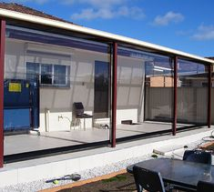 Coolabah Shades Provides clear PVC blinds, PVC coated fabric and outdoor PVC blinds in Melbourne, AU. Outdoor and clear PVC blinds are perfect ways to maximize the use of your veranda or balcony. Deck With Pergola, Wooden Pergola, Covered Pergola, Backyard Pergola, Pergola Shade, Pergola Plans, Pergola Kits, Pergola Ideas, Pergola Cover