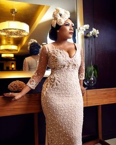 Wedding Guest 💕💕💕 Dress Hairpiece Make up Hair styling Fabric Clutch Photo African Lace Dresses, African Fashion Dresses, Homecoming Dresses, Bridesmaid Dresses, Wedding Dresses, Prom Dress, Tea Party Outfits, Lace Gown Styles, Kente Dress