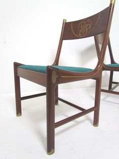 Rosewood Dining Chairs by Kofod-Larsen for Megiddo Collection