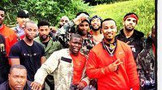 Drake vs. Kevin Hart (Paintball War) OVO vs Plastic Cup Boyz (video inside)