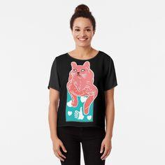 Promote | Redbubble Studio, Tops, Women, Fashion, Cats, Moda, Study, Women's, Shell Tops