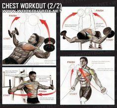 Chest Workout Part 2