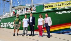 Noticias Comunitat Valenciana (NCV): Puig destaca la labor de concienciación de Greenpe...