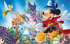 Disney Characters Attraction   Boutique Disneyland Paris