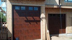 Double door replacement by Mark Christopher. 888.870.4677