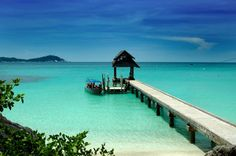 I started my year with this... haven. Perhentian Islands, Malaysia