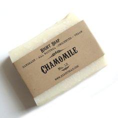 Chamomile Soap (via Copious.com)