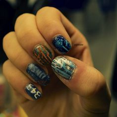 Halo 4 Nails - Halo & Gaming Industry News - 343Industries ...