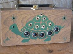 Enid Collins Poki. Two of my childhood favorites combined! (that's turtles and sparkles :)